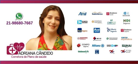 banner adriana candido2 - Plano de Saúde no Rio de Janeiro - Ligue par Adriana Cândido Consultora